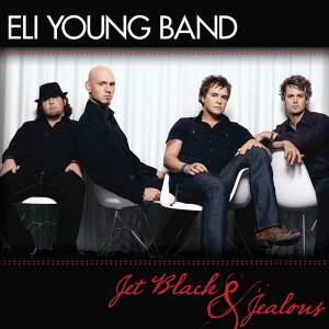 Eli Young Band JET-BLACK-JEALOUS